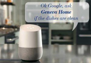 GE smart appliances