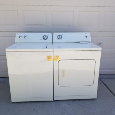 Used Washers And Dryers For Sale 505 319 0919 87114